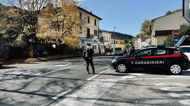 carabinieri montagna pistoiese