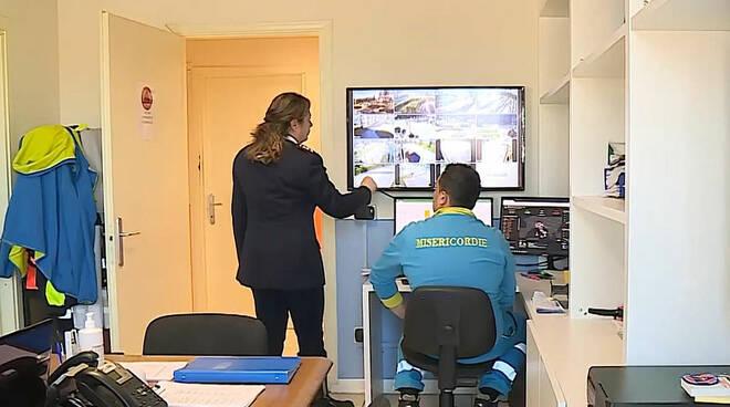 centro operativo di protezione civile Capannori