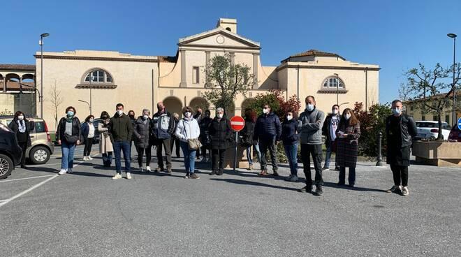 commercianti San Romano chiusura