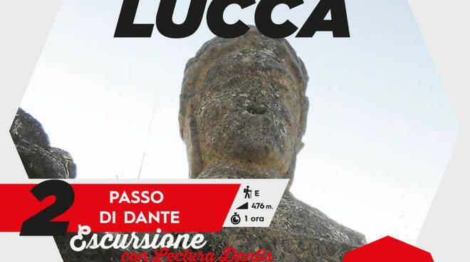 Difendere Lucca escursione Passo di Dante