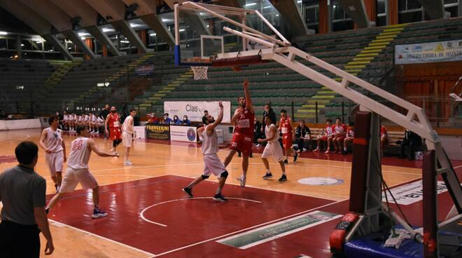 Don Bosco Livorno Basketball Club Lucca serie C Gold