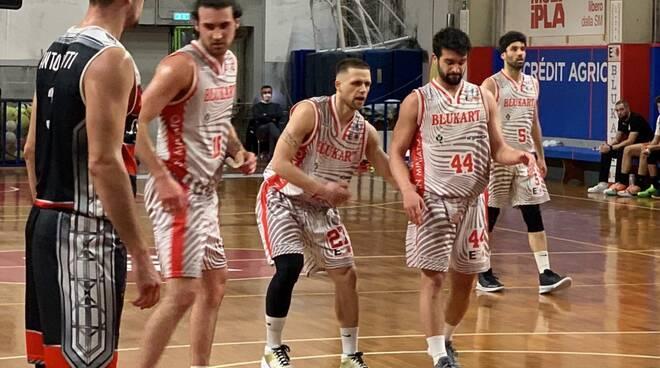 Etrusca San Miniato  Alba basket serie B