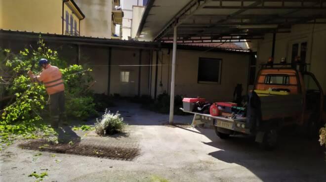 ex caserma Viareggio