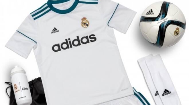 Fundación Real Madrid camp con Ghiviborgo