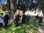 Giardino dei Giusti Villa Bottini intitolazione alberi