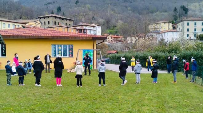 Giornata della Terra scuola Corfino