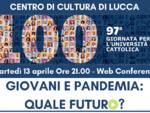 Giovane e pandemia Centro di cultura per lo sviluppo di Lucca
