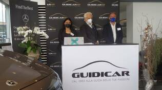 Guidi Car iniziativa Discover your city