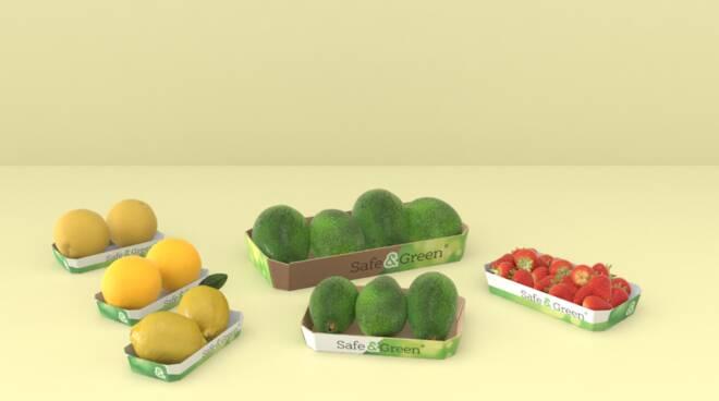 imballaggi carta Safe&Green Smurfit Kappa