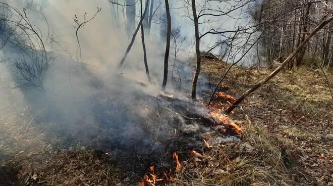 Incendio Casabasciana