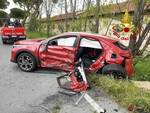 Incidente aurelia pisa