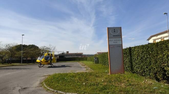 Incidente in una mensa di Santa Croce sull'Arno, arriva Pegaso