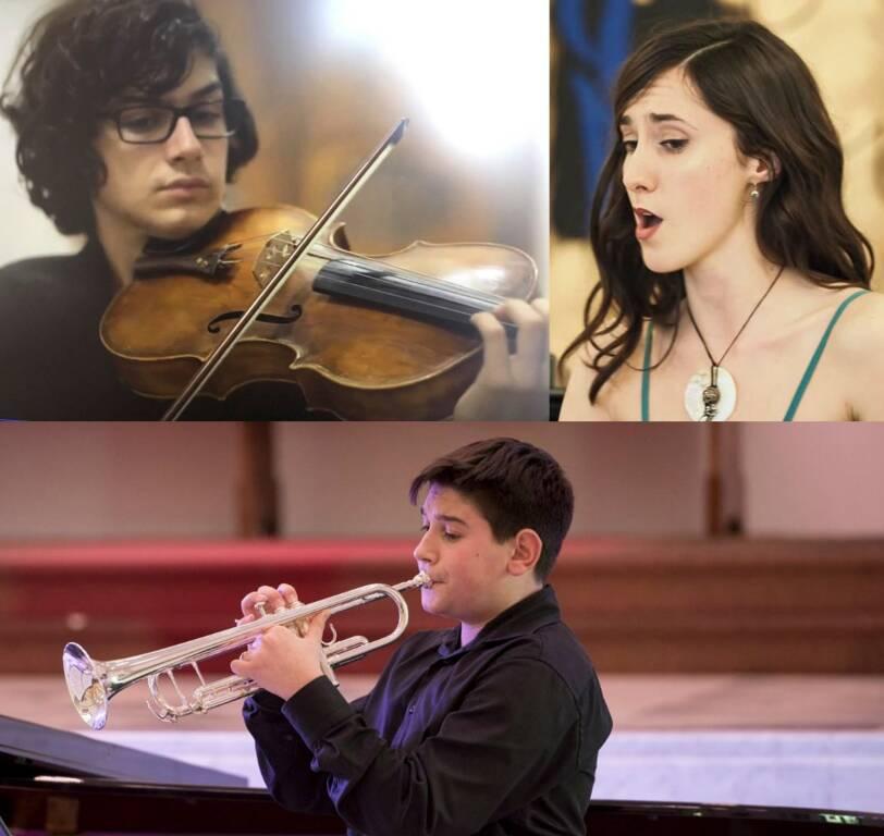 liceo artistico musicale Passaglia secondi posti