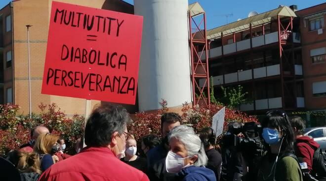 manifestazione No Keu inchiesta Dda Empoli Santa Croce
