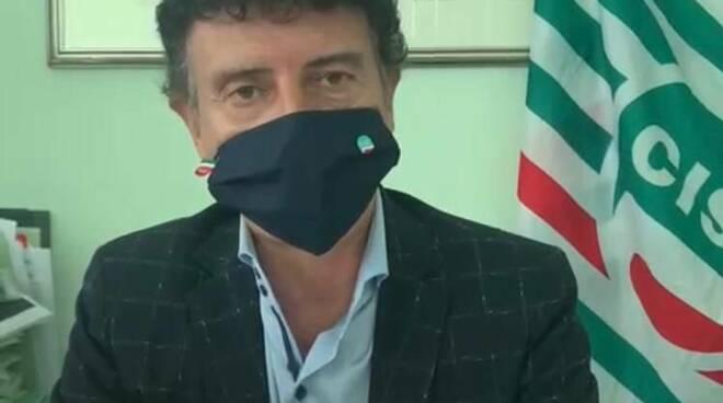 Massimo Bani cisl