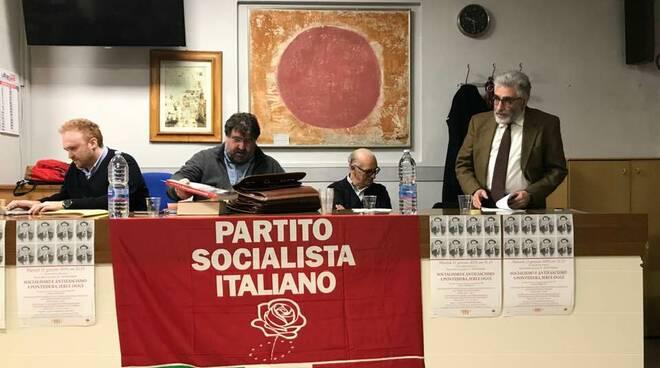 Massimo Novi, MIchele Quirici, Maurizio Vernassa, Carlo Sorrente