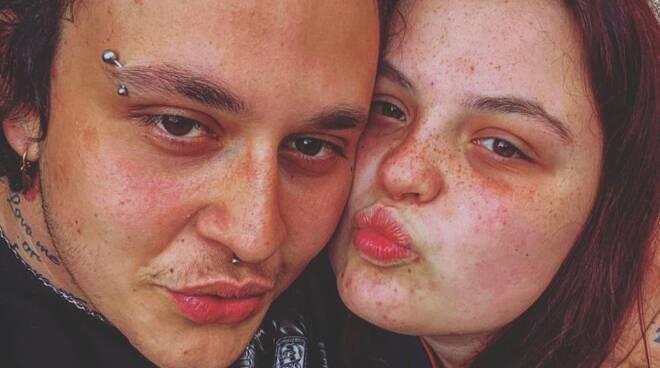 Mirco e Maria Giulia rapper lucchesi