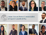 nuovo direttivo Unione giovani dottori commercialisti ed esperti contabili di Pisa