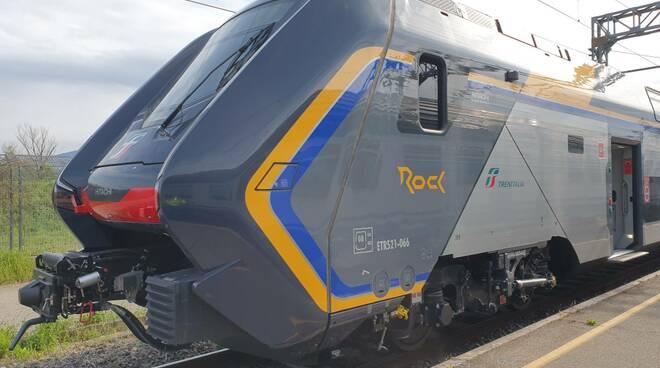 nuovo treno rock