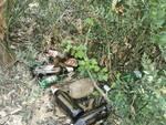 operazione antidroga rimozione bivacchi boschi Cerbaie