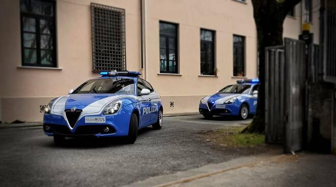 polizia forte dei marmi