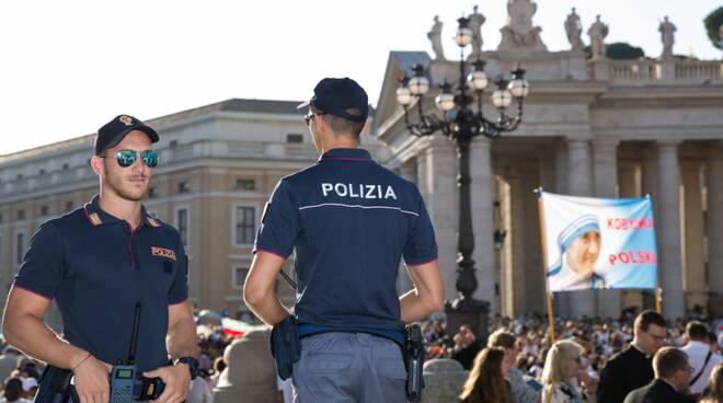 polizia legge riforma