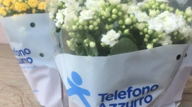 Pro Loco Coreglia a sostegno Telefono Azzurro