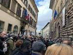 protesta commercianti a firenze