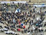 protesta commercianti Lucca Firenze