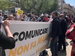 protesta ristoranti al comune di viareggio