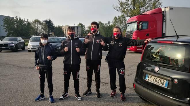 Pugilistica Lucchese protagonisti Trofeo Alberto Mura