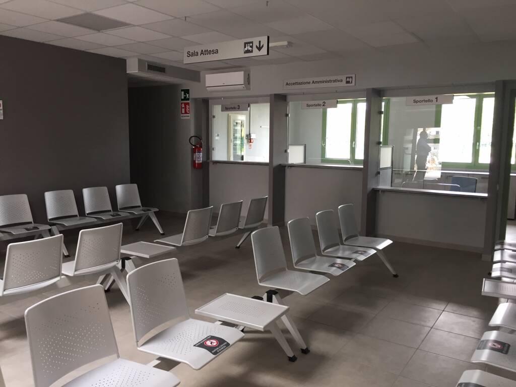 Riapertura centro socio sanitario Turchetto