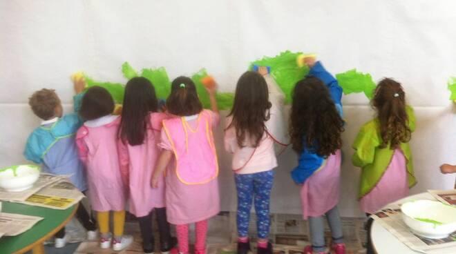 scuola dell'infanzia di casteldelbosco a montopoli valdarno