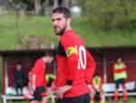 Simone Dardi capitano numero 10 Segromigno