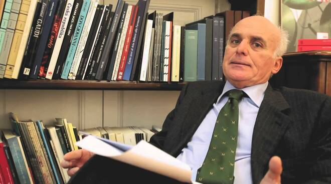 Stefano Merlini lutto costituzionalista Firenze