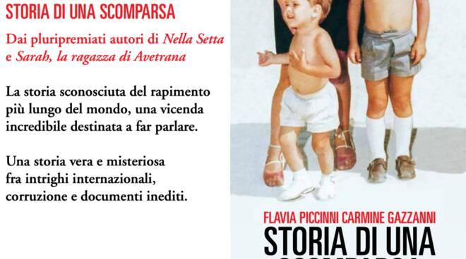 Storia di una scomparsa Piccinni Gazzanni
