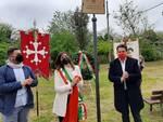 targa vittime covid a Pisa
