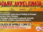 Toscana avvelenata streaming manifestazione inchiesta Dda rifiuti