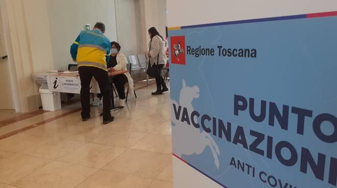 vaccini covid a villa margherita