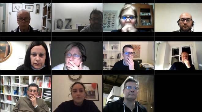videoconferenza piano operativo Bagni di Lucca