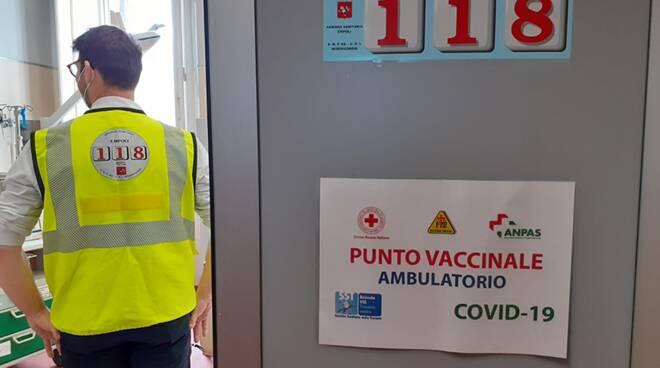 volontariato vaccinazioni fucecchio
