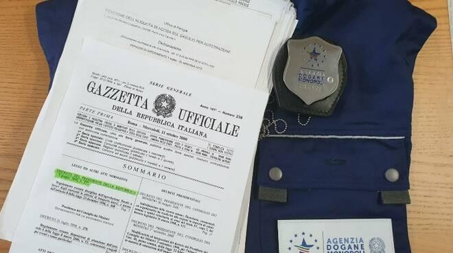 A Montecatini Terme Adm e guardia di finanza scoprono un'evasione milionaria nel settore dei carburanti