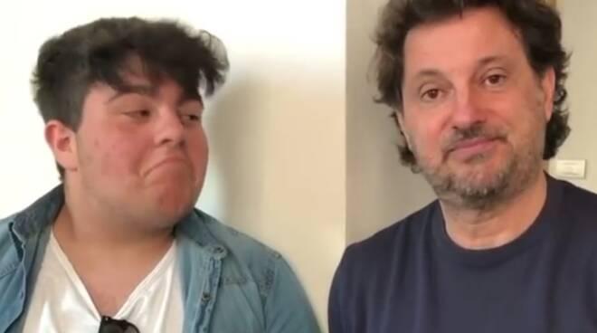 Alessio Scali protagonista film Leonardo Pieraccioni