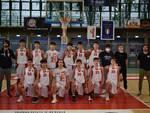 Basket Lucca under 16 Eccellenza