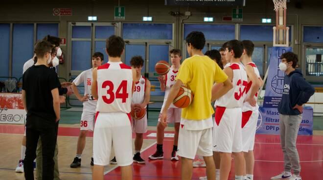 basketball Club Lucca under 16 Eccellenza