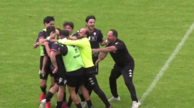 Caaiore-Tau Calcio campionato di Eccellenza 2021