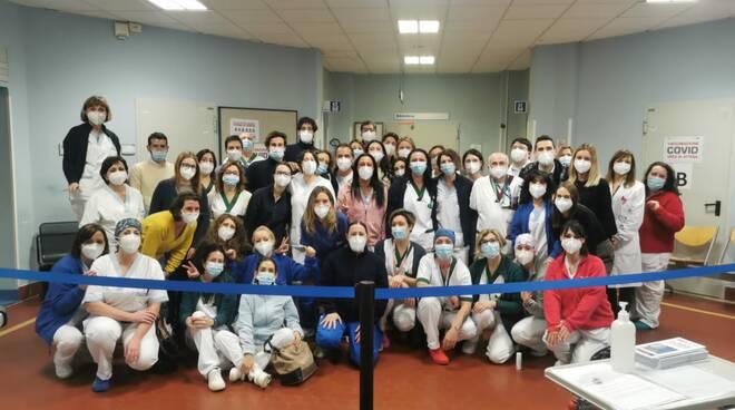 Campagna vaccinale Cisanello