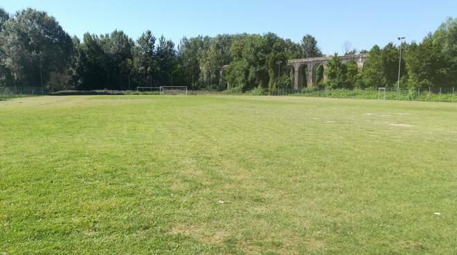 campo sportivo Sorbano