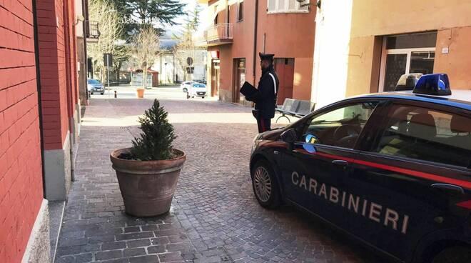 carabinieri massa carrara