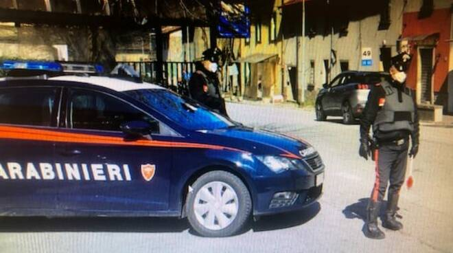 carabinieri san marcello piteglio
